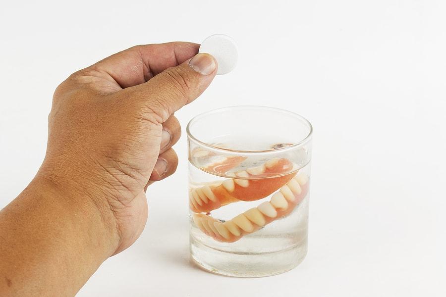 Denture Cleansers - Missouri Poison Center